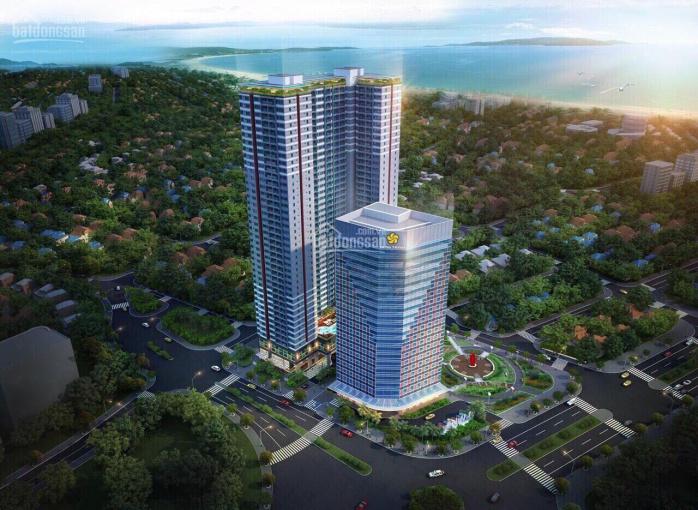Cần bán căn hộ smarthome Grand Center Quy Nhơn 4 mặt tiền đường, giá 1.8 tỷ/căn ảnh 0