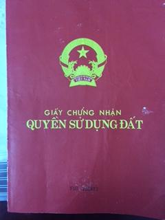 Đất thổ cư có sổ đỏ tại Vân Hòa, công vườn quốc gia Ba Vì