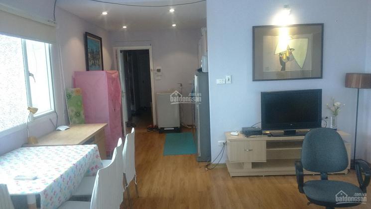 Cho thuê căn hộ 55m2, khu Yết Kiêu Nguyễn Du, giá 11tr/tháng