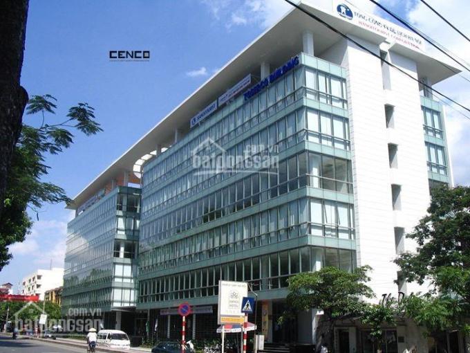 Hot! Cho thuê văn phòng tòa nhà Hà Nội Toserco, 273 Kim Mã, Ba Đình, Hà Nội 0-50-200 - 500 - 1000m2