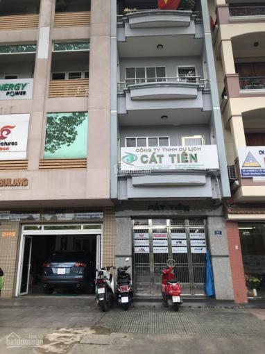 Bán nhà MT 47 Nguyễn Bỉnh Khiêm, Quận 1. DT: 4.2x17m, Trệt + 3 lầu giá 35 tỷ, vị trí đắc địa