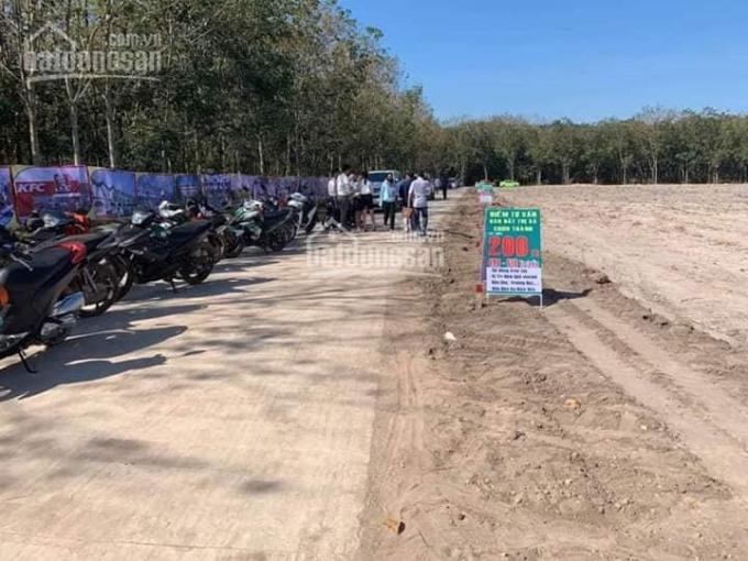 Bán đất trung tâm thị trấn Chơn Thành gần Vincom giá ngợp 0336391193