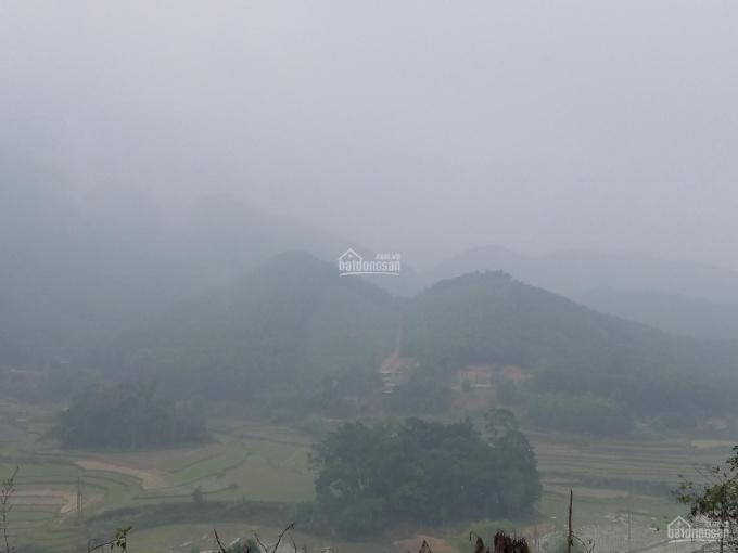 Bán lô đất S: 102ha, tại Yên Thủy, Hòa Bình, cách HN 95km, 150tr/ha