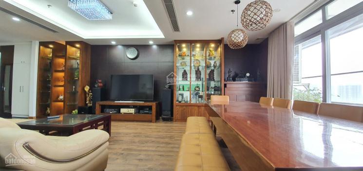 Cho thuê căn góc 4 phòng ngủ, full nội thất đẹp nhất tại tòa nhà Diamond Flower Tower