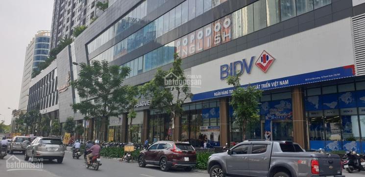 Cho thuê shophouse đắc địa, trung tâm tòa nhà The Golden Palm, vị trí vàng mặt đường Lê Văn Lương ảnh 0