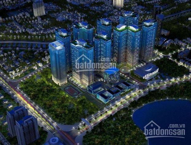 Cho thuê sàn thương mại Sapphire chung cư cao cấp Goldmark City - Liên hệ 0981698185