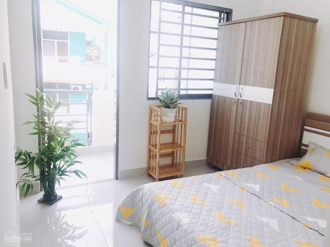 Phòng đầy đủ tiện nghi ngay Lê Quang Định, ngay tiệm vàng Mi Hồng, 4.6tr/th giảm 1tr tháng 5