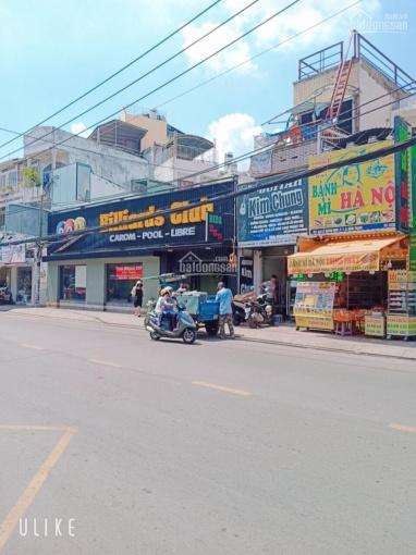 Cho thuê mặt bằng kinh doanh khu đệ nhất, P4, Tân Bình. Diện tích: 12x18m, nở hậu