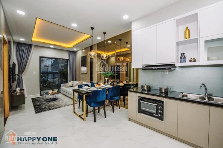 Thanh toán 360 tr, sở hữu căn hộ full nội thất 2 PN ngay tại Thủ Dầu Một, Bình Dương