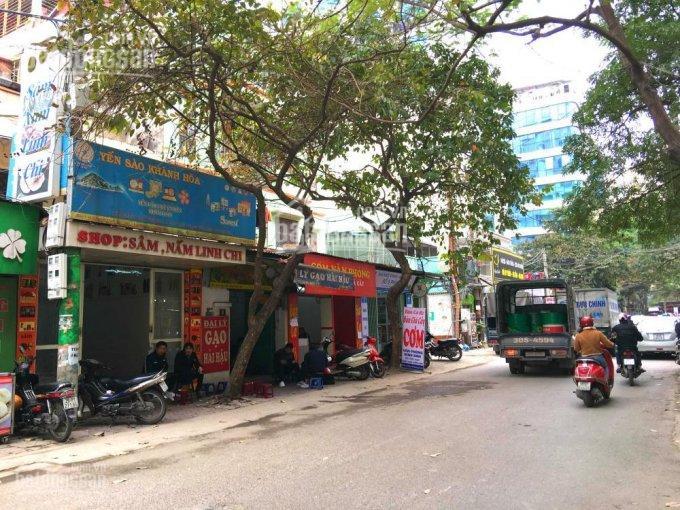 Cần bán lô đất phân lô DT 156m2 mặt ngõ 106 Hoàng Quốc Việt, Cầu Giấy