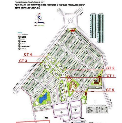 Cần bán căn hộ 127m2 cửa Tây chung cư CT5C Văn Khê, 3PN, full nội thất giá 2 tỷ (fix sâu)