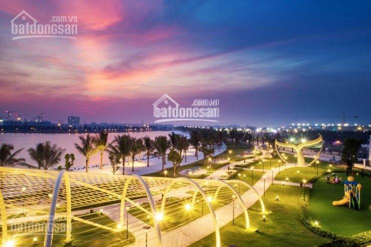 Bán biệt thự đơn lập Vinhomes Ocean Park, view biển hồ nước mặn giá 17,5 tỷ, DT 200m2, bao phí
