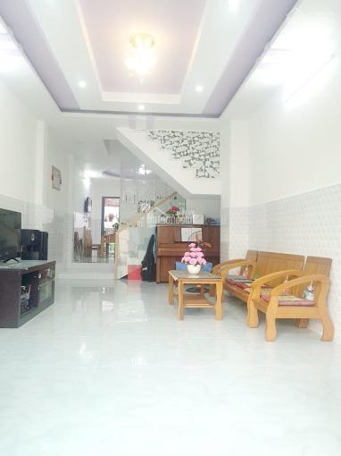 Bán nhà mặt tiền đường nội bộ Bùi Minh Trực, phường 6, quận 8