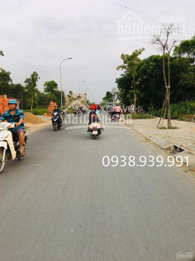 Khu dân cư Tân Tạo, Bình Tân giá tốt chỉ 35 triệu/m2, SHR, ngân hàng hỗ trợ 70%. LH 0938.939.991
