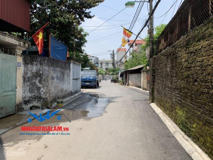 Bán 45m2 đất TDP Bình Minh, Trâu Quỳ, Gia Lâm, ngõ 3m hướng Đông, LH 097.141.3456