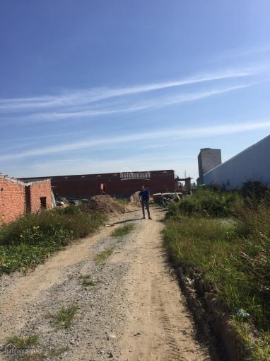 Bán đất xây nhà trọ khu công nghiệp Thạnh Lộc - 500m2 ảnh 0