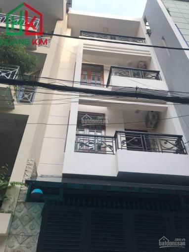 Nhà 3 lầu, DT 4.5x18m, Cộng Hòa P12 Tân Bình