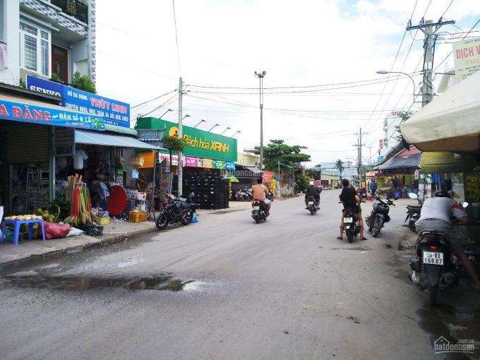 Bán đất KDC Vĩnh Phú 1, mặt tiền đường Vĩnh Phú 10, Thuận An, Bình Dương, 90m2, LH 0987762404