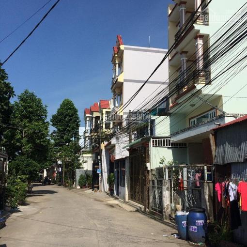 Bán nhà 1 trệt 3 lầu (4x20m) giá 4.95 tỷ (TL), đường nhựa 8m, Nguyễn Ảnh Thủ, P. HT, Q12