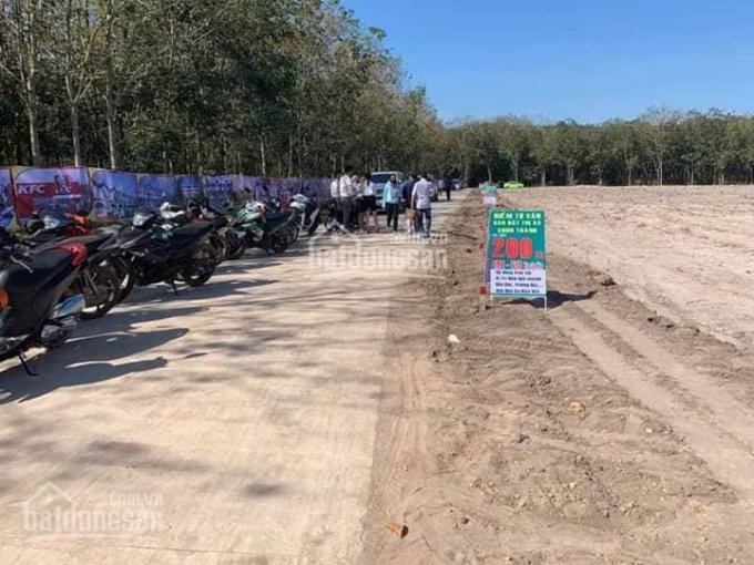 Bán đất gần Vincom Becamex Chơn Thành