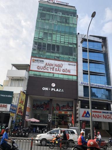 Bán nhà mặt phố đường Nguyễn Thái Bình phường 12 Quận Tân Bình - 4.2x23m, nở hậu 9.5m, giá cực sốc