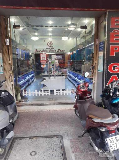Bán nhà mặt tiền trệt chung cư Trần Hưng Đạo, quận 5 ảnh 0