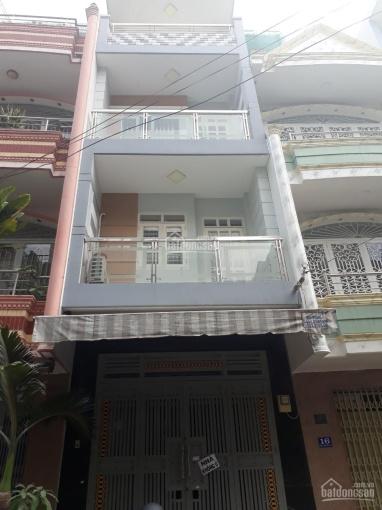 Chỉ 9,7 tỷ 2 mặt tiền khu Bình Phú (4x18m), Q.6