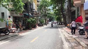 Nhỉnh 100triệu/m2 mặt phố Nguyễn Chính 64m2, kinh doanh siêu tốt, an sinh đỉnh cao. LH 0962077803