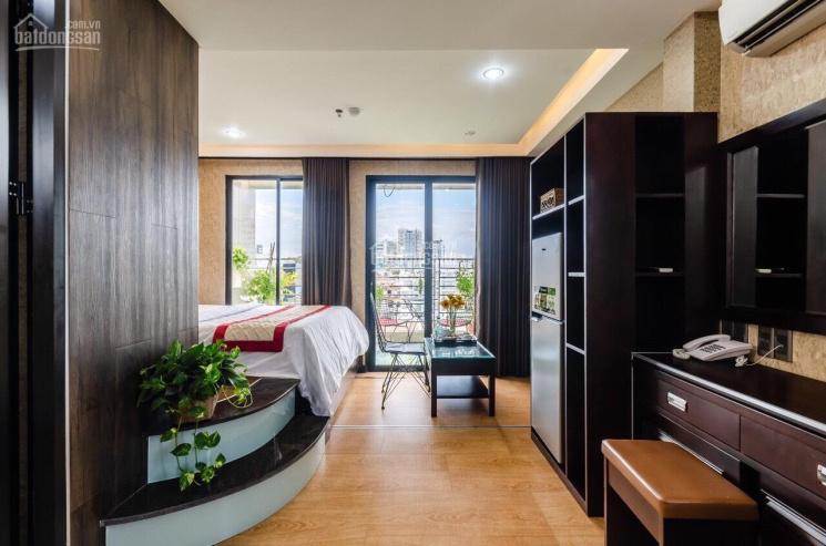 Khách sạn chính chủ đang khai thác do việc gia đình cần cho thuê gồm 31PN, khu Bùi Viện giá 140tr ảnh 0