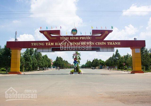Bán lô đất mặt tiền kinh doanh đường Lê Duẩn, gần KCN Becamex thị trấn Chơn Thành