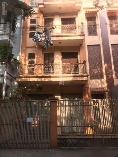 Cho thuê nhà 4 tầng tại KĐT Định Công, DT 60m2, mặt tiền 5m, giá thuê 16 triệu/tháng. LH 0989604688