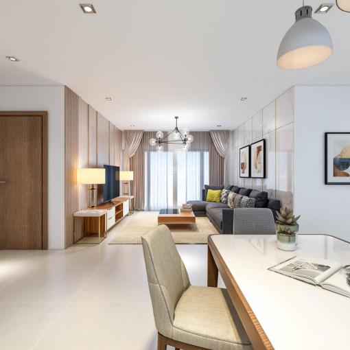 Cho thuê gấp căn hộ Canary Heights, 108m2, full nội thất 23 triệu/tháng, LH: 0399.022.106