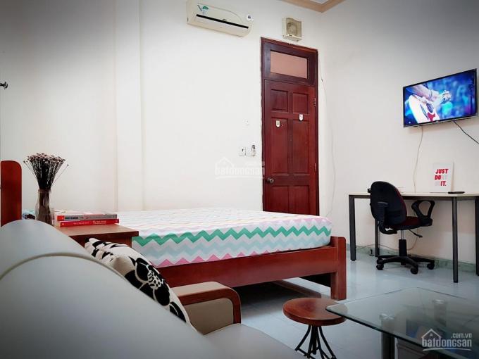 Cho thuê phòng full nội thất Bình Thạnh, Ung Văn Khiêm, an ninh, lịch sự. LH: 0945241090