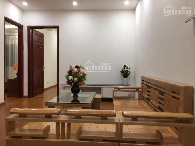 Cho thuê chung cư N04 Trung Hoà Nhân Chính DT 120m2 - 3PN - 2WC - Hoàn thiện nội thất giá 19tr/m2