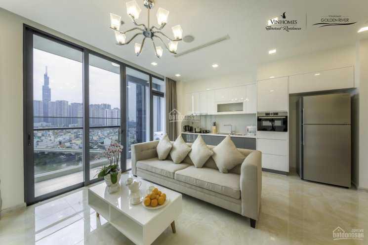 Cần cho thuê gấp căn hộ chung cư Vinhomes Ba Son quận 1, vị trí đẹp, view sông