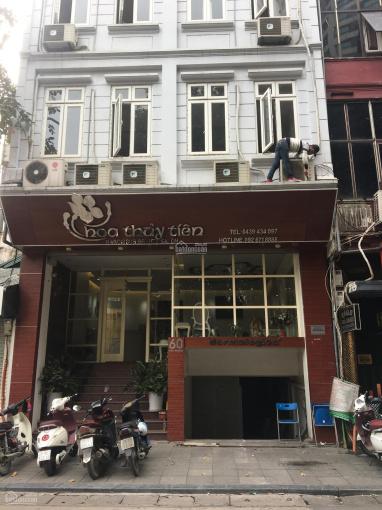 Cho thuê nhà mặt phố Bà Triệu, 150m2, MT 5m, nhà 7 tầng