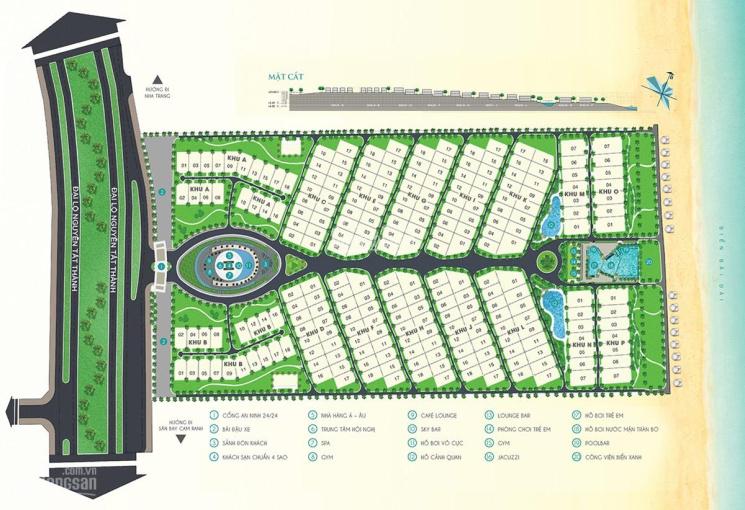 Biệt thự nghỉ dưỡng sát biển Cam Ranh Mystery Villas, full nội thất chỉ 8,5 tỷ, LH 0973035351