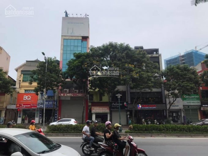 Chỉ hơn 200 tr/m2 mặt phố Nguyễn Văn Cừ vị trí đẹp Quận Long Biên DT 65m2, mặt tiền 4,5m