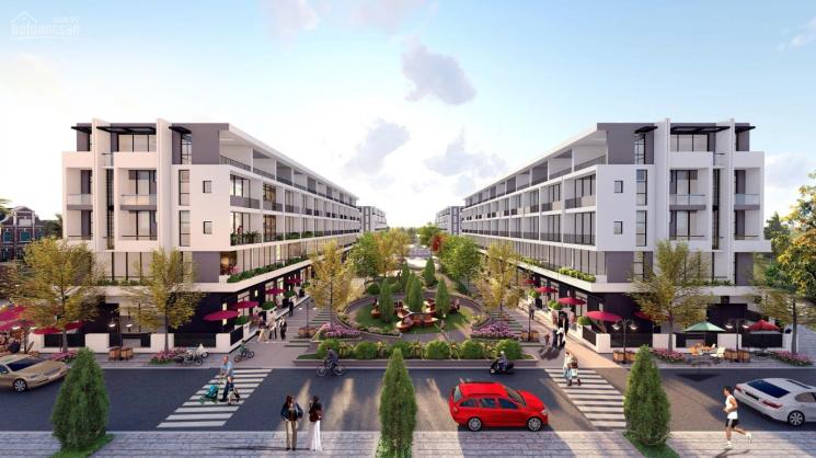 Ra mắt shophouse Long Biên chỉ từ 8.5 tỷ/căn, chiết khấu 12% hoặc 24 tháng 0 lãi suất. 20 căn cuối