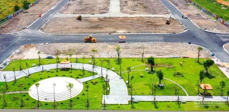 Bán đất nền khu công nghiệp Bàu Bàng Bình Dương, nhân dịp năm mới tặng 10 chỉ vàng SJC, 565 triệu