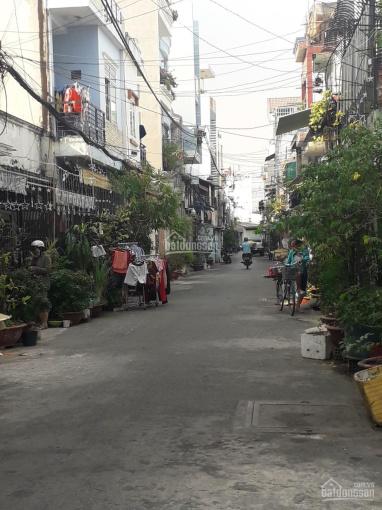 Bán nhà (4m x 18.5m) - 2MT hẻm 6m đường Khuông Việt, Quận Tân Phú