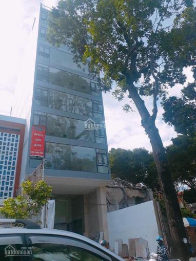 Cho thuê nguyên căn nhà 1 hầm - 6 tầng mặt tiền Ký Con, Nguyễn Thái Bình, quận 1 5x21m. 125 triệu