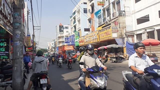Nhà bán mặt tiền Tân Hương Tân Phú, SD 260m2, chỉ 12 tỷ