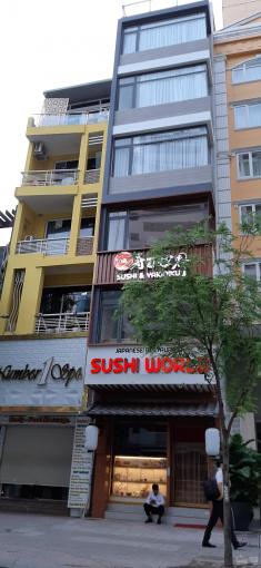 Cho thuê gấp căn nhà 26 Nguyễn Bỉnh Khiêm, Quận 1, trệt, 1 lầu DT: 4x20m, giá: 20 triệu/th