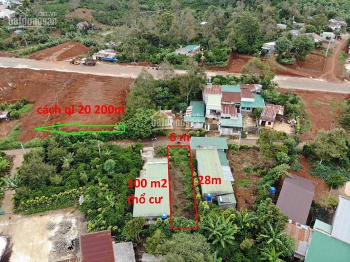 Bán đất Lộc Nga TP Bảo Lộc, 0937508298