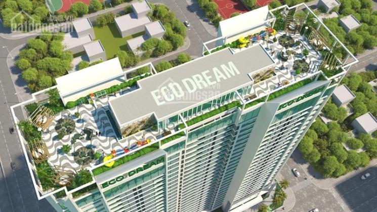 Chuyển công tác cần bán gấp căn hộ T1510 3PN - 2WC Eco Dream, DT 97.68m2, giá 2,7 tỷ. 0961.000.870 ảnh 0