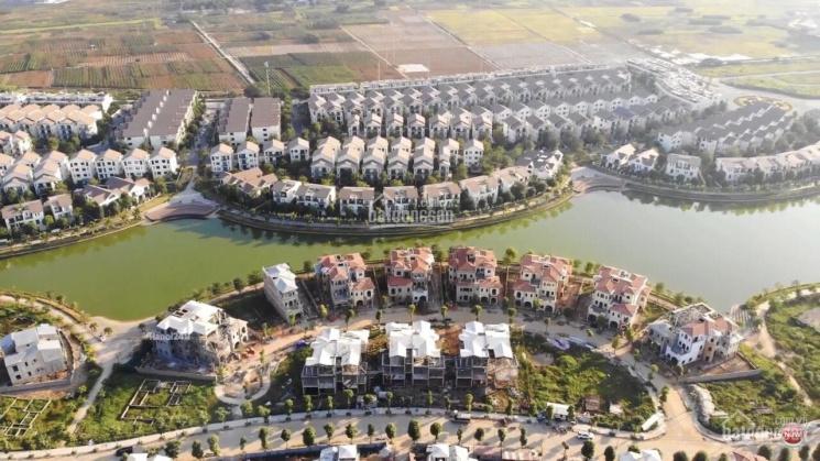 Bán biệt thự view hồ, khu đô thị Nam An Khánh, Hoài Đức, Hà Nội giá chỉ từ 26tr/m2, 0936130667