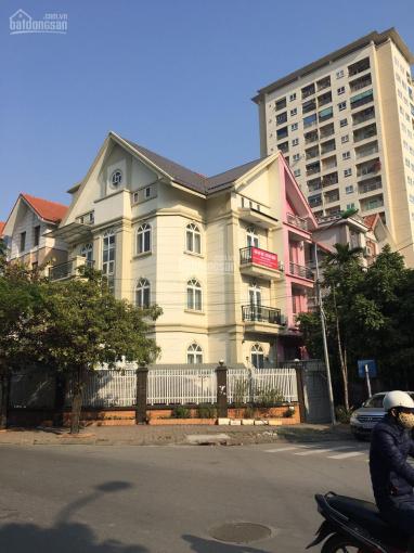 Cho thuê biệt thự Mỹ Đình, Nam Từ Liêm, DT 190m2, 4 tầng, MT 7m, giá 30tr/th