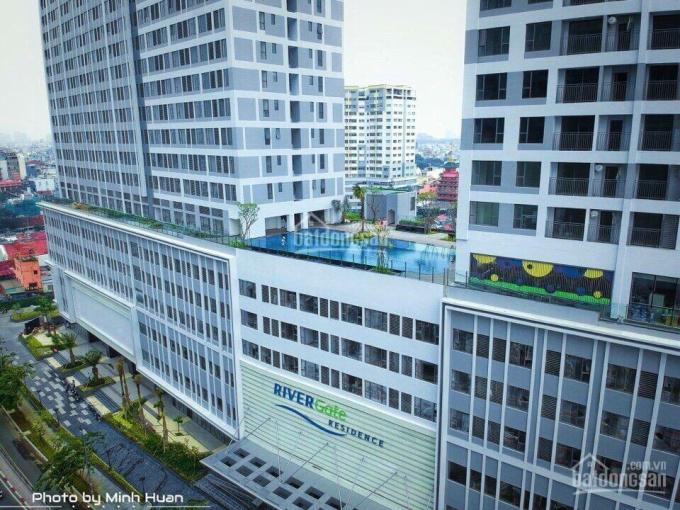 Chính chủ cho thuê officetel River Gate, Bến Vân Đồn, Q4, 40m2 full nội thất đẹp. 15 triệu/tháng