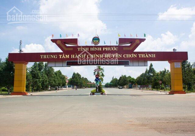 Cần bán lô đất vị trí cạnh tthc huyện Chơn Thành
